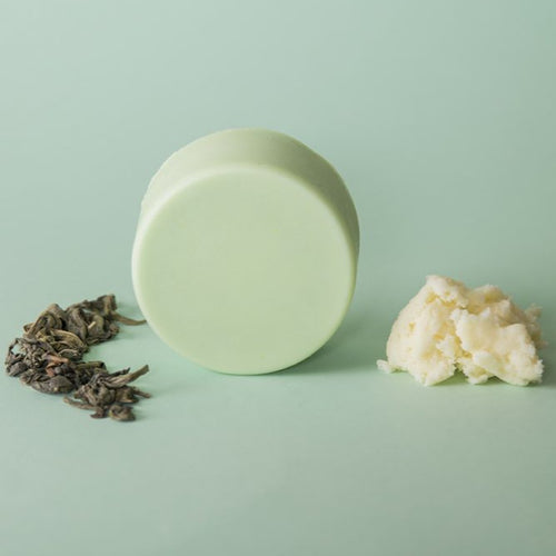 green tea conditioner bar