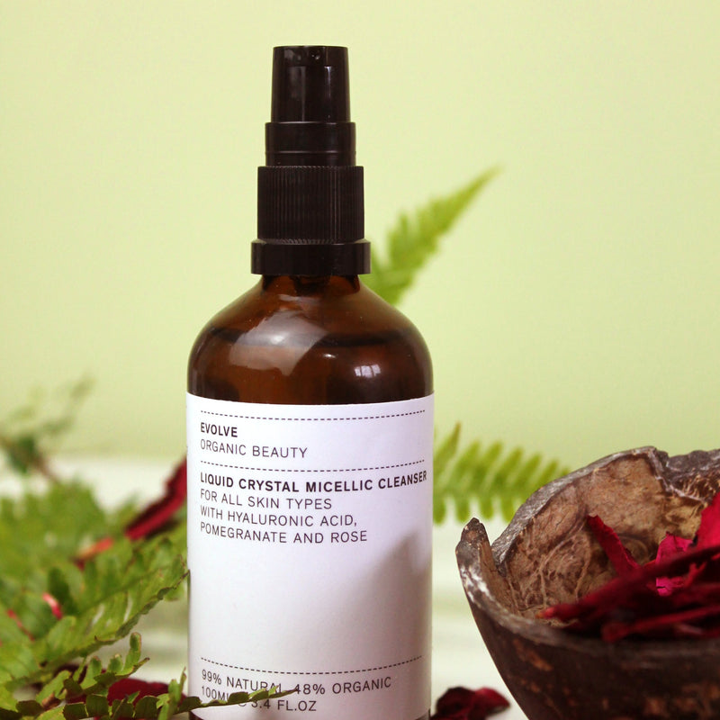 Liquid Crystal Micellic Cleanser
