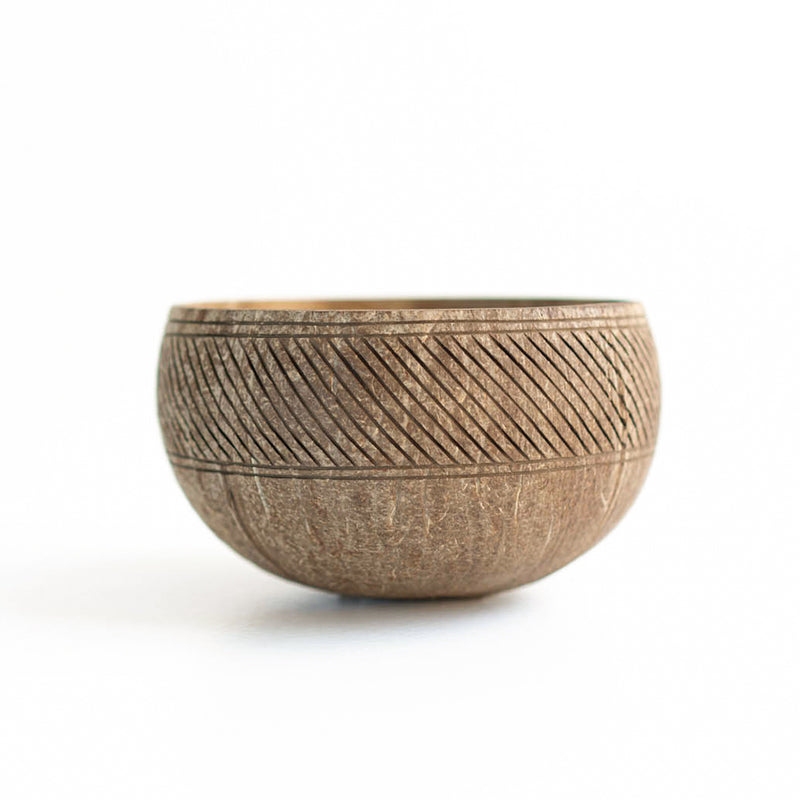Coconut bowl