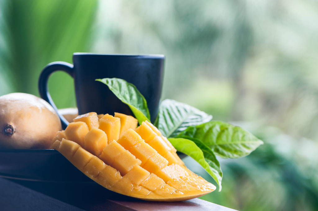 Mango-Tea Smoothie Recipe