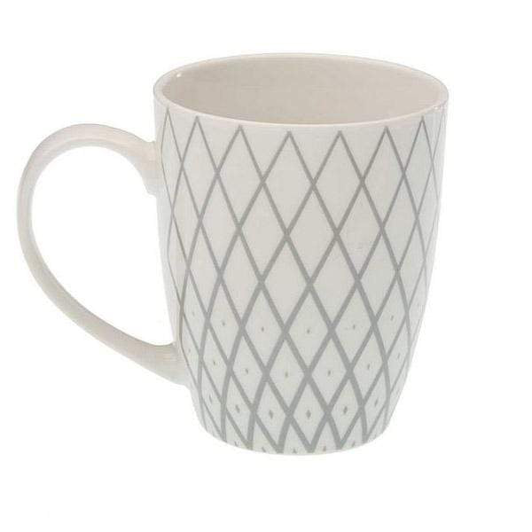 Tasse en céramique Diamond Porcelain