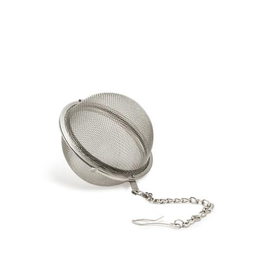 Small Tea Infuser Ball in Stainless Steel by Pinky Up®