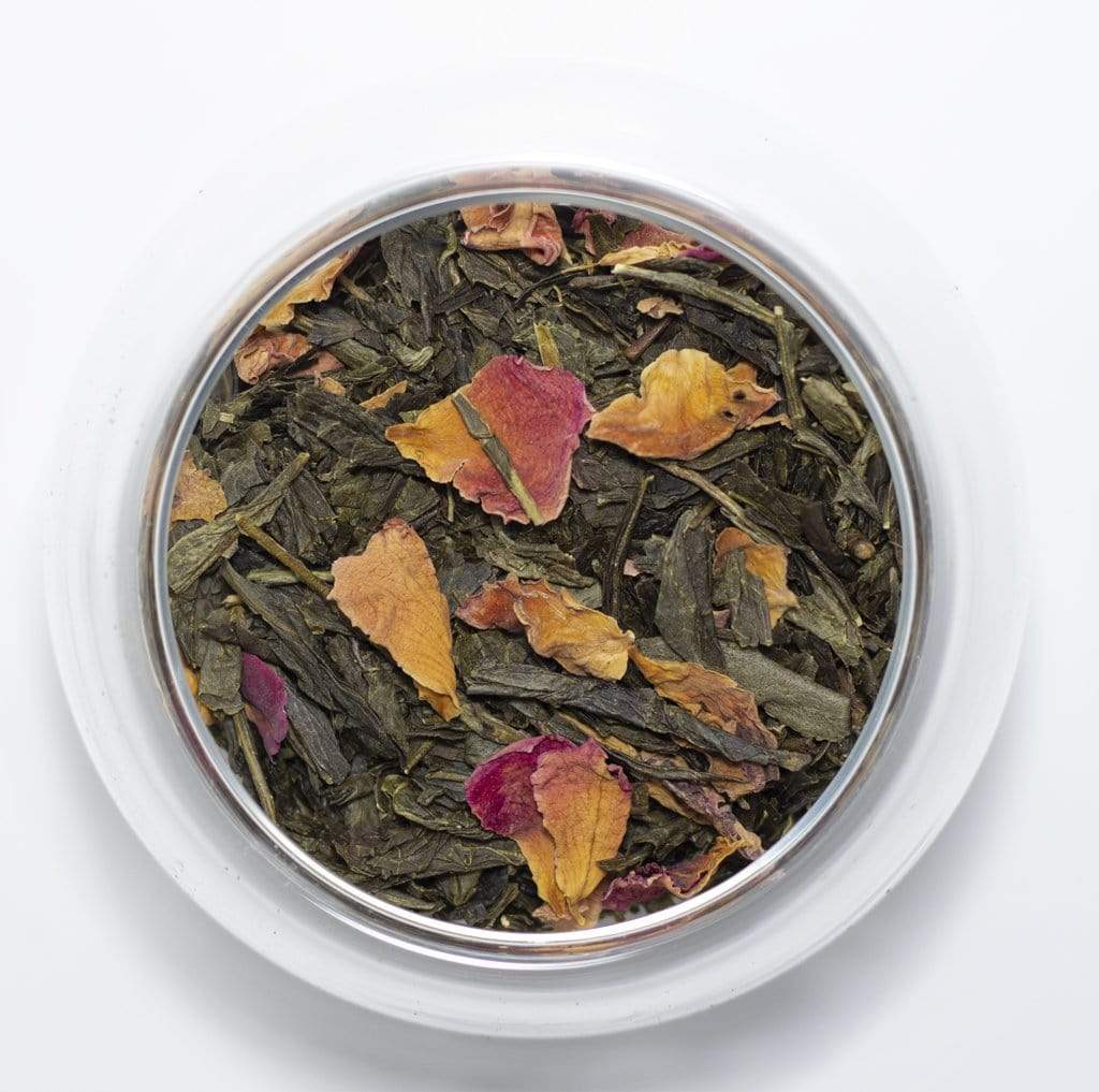Sociéthé 250 MA ROSE CHERIE 200 Green Tea 50g