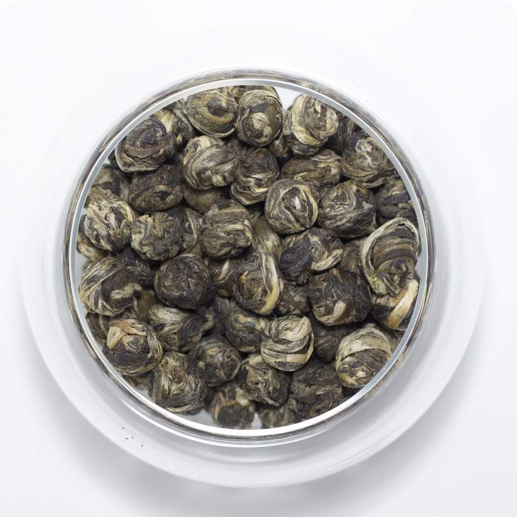 Sociéthé 252 DRAGON 'S PEARLS 200 Green Tea 50g