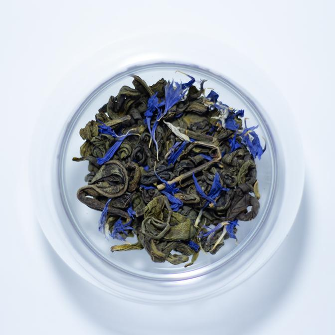 Sociéthé 257 CREAM EARL GREEN 200 Green Tea