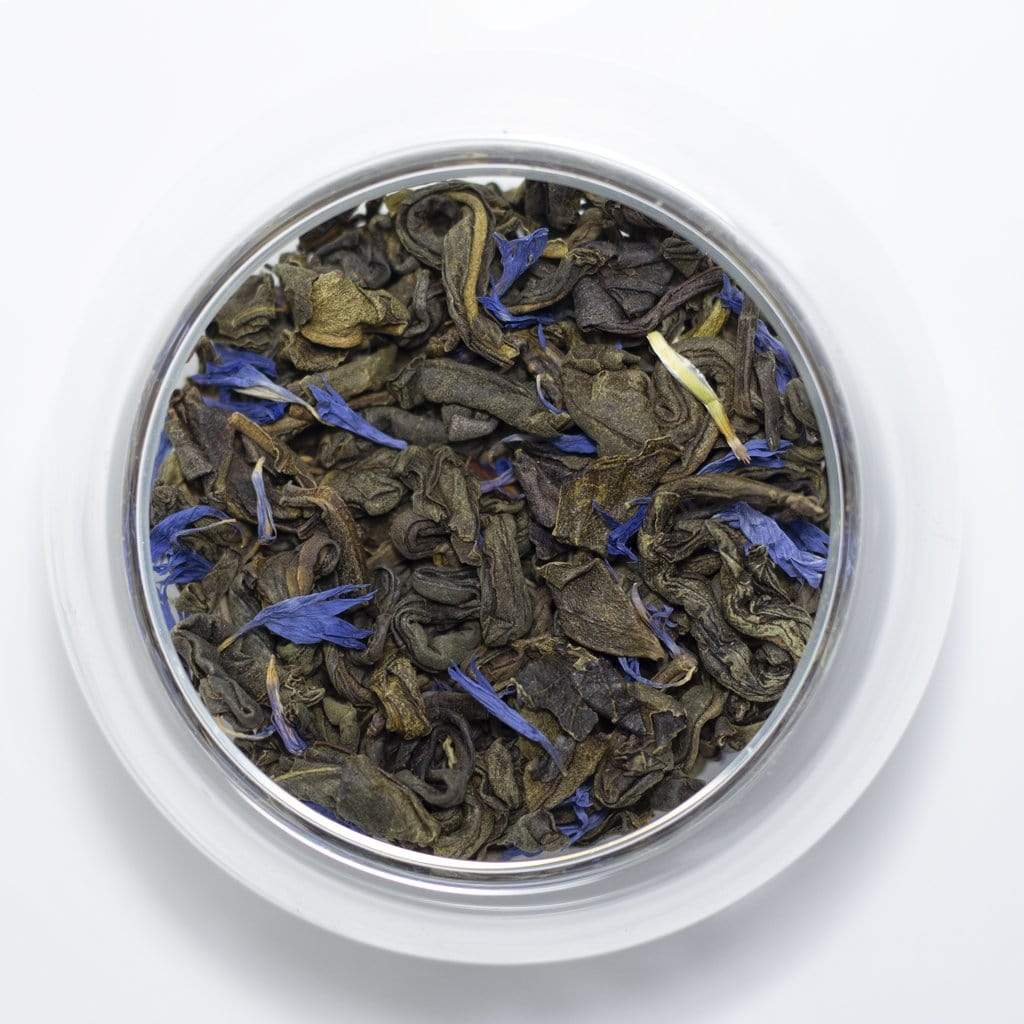 Sociéthé 257 CREAM EARL GREEN 200 Green Tea 50g
