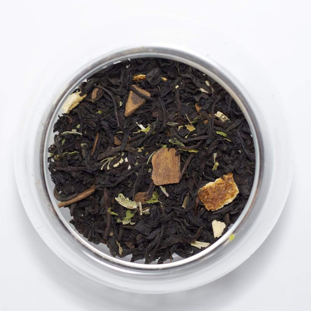 Sociéthé 464 SPICY ORANGE 400 Black Tea 50g
