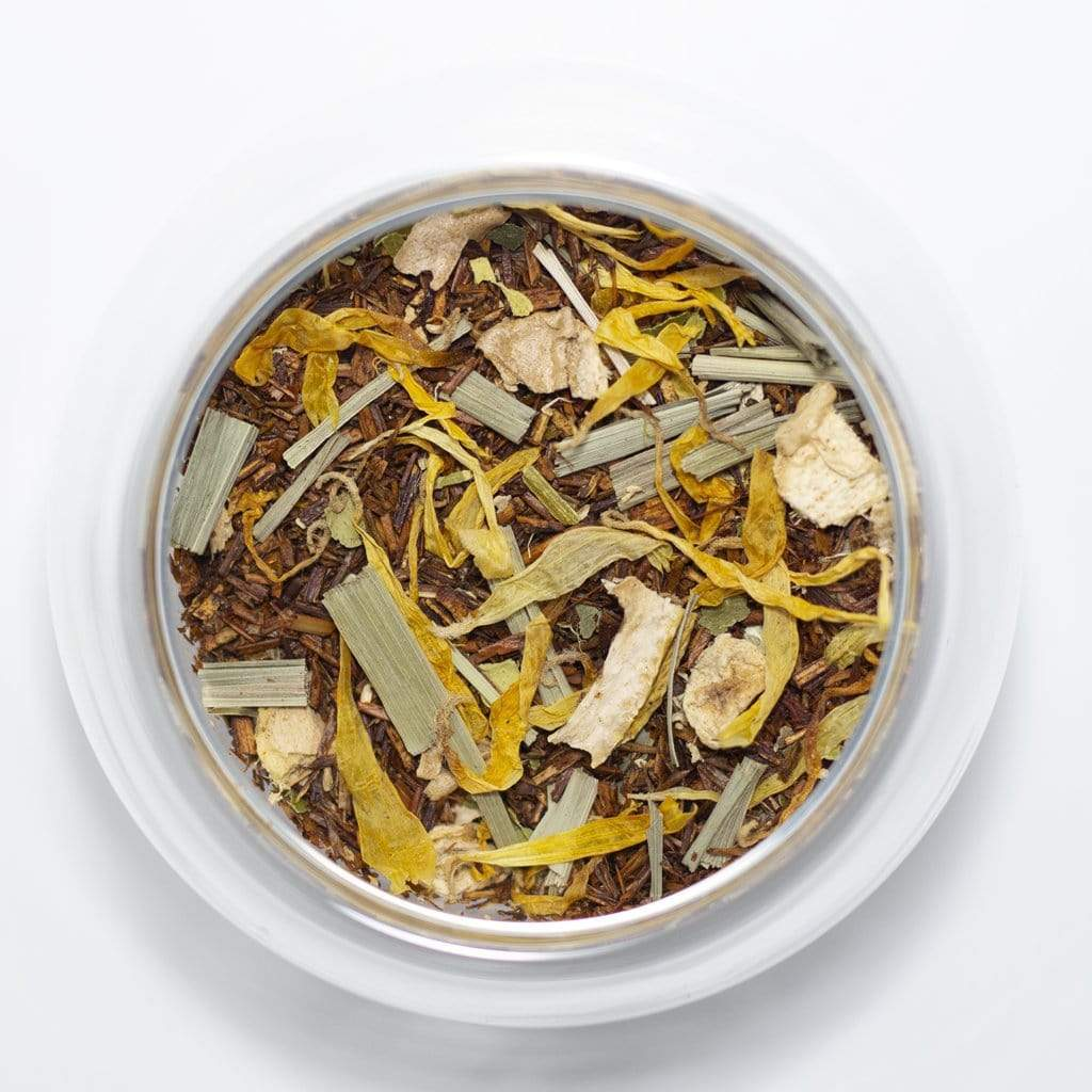 Sociéthé 855 LEMON GINGER JOY 800 Rooibos Tea