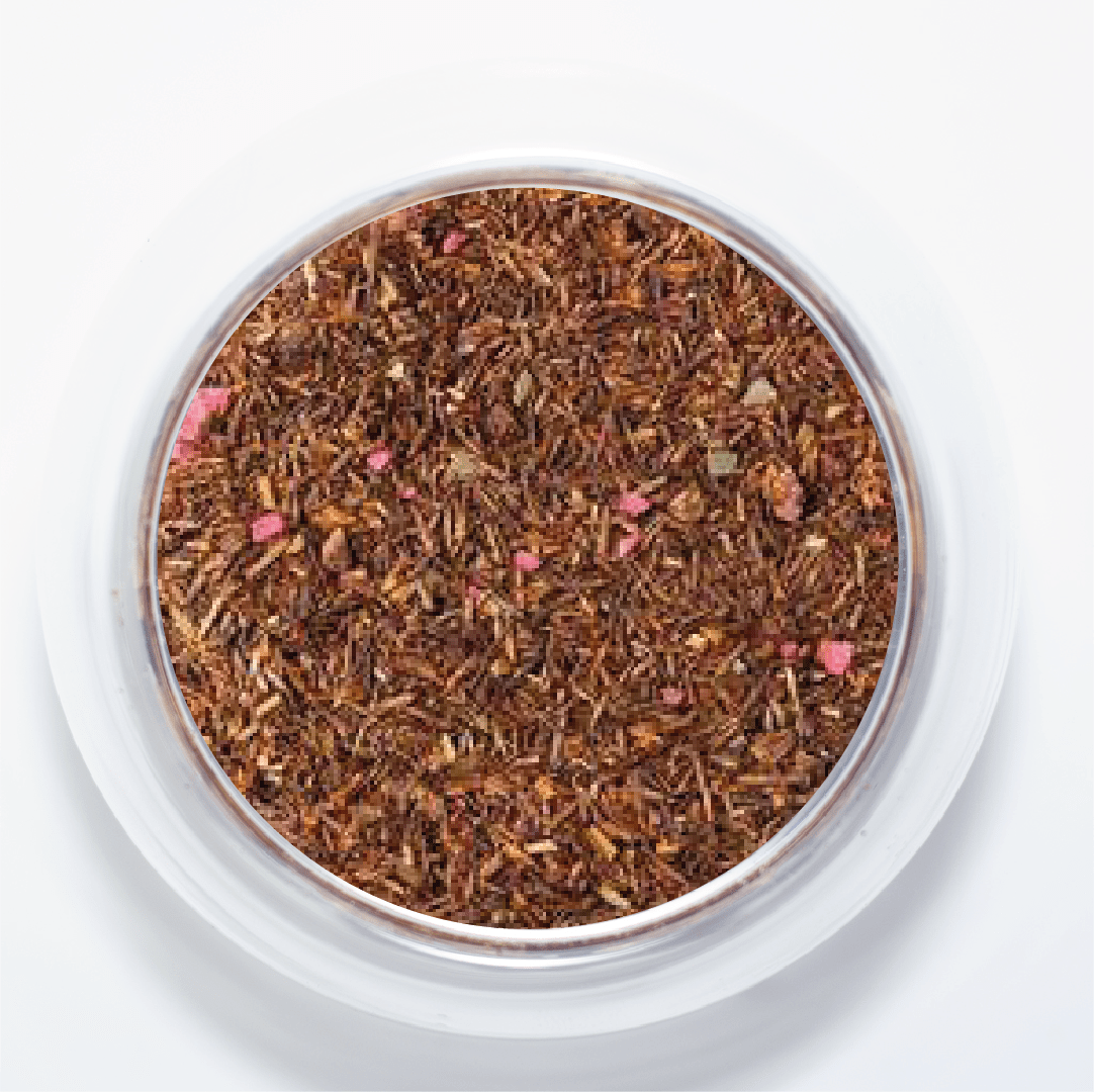 Sociéthé 872 JUICY RASPBERRY 800 Rooibos Tea 500g