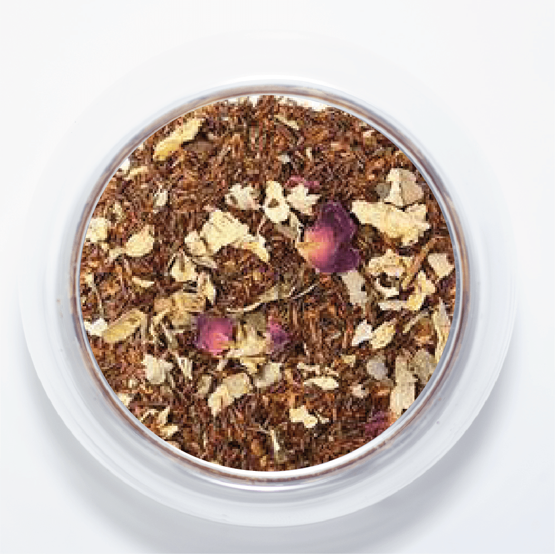 Sociéthé 873 CHERRY ROSE 800 Rooibos Tea 50g