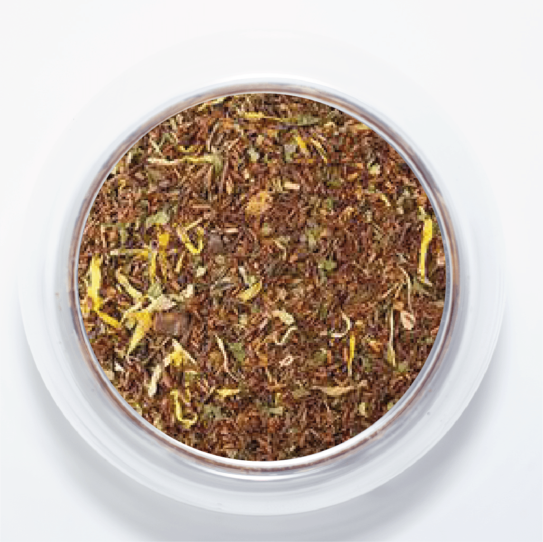 Sociéthé 874 CHOCOLATE MINT 800 Rooibos Tea 50g