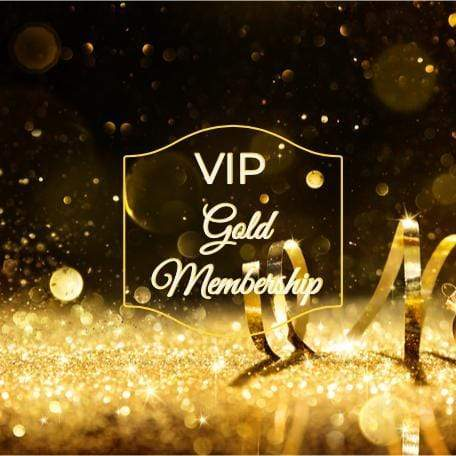 Sociéthé GOLD VIP Membership Plan - 12 Months 1 bag of 100g per month ( 30 Servings)