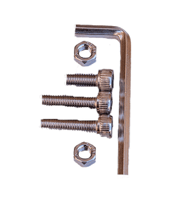 Screw and Allen Key Kit for Techalogic DC-1