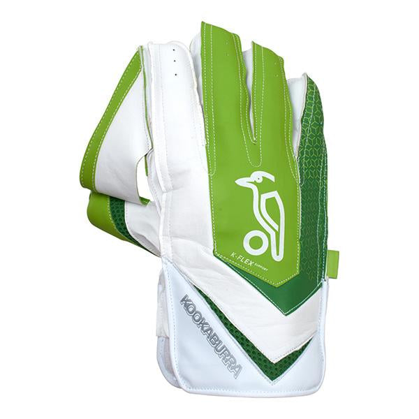 Kookaburra LC 3.0 Wicket Keeping Gloves Back