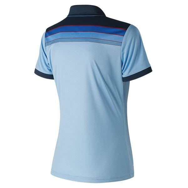 ECB WE ARE ENGLAND ODI SS POLO REPLICA WOMAN BACK