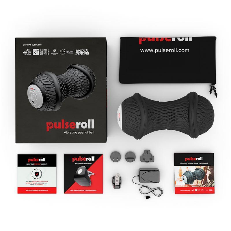 PulseRoll Vibrating Peanut Ball