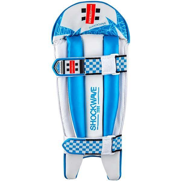 Gray-Nicolls Shockwave 2000 Wicket Keeping Pad Back