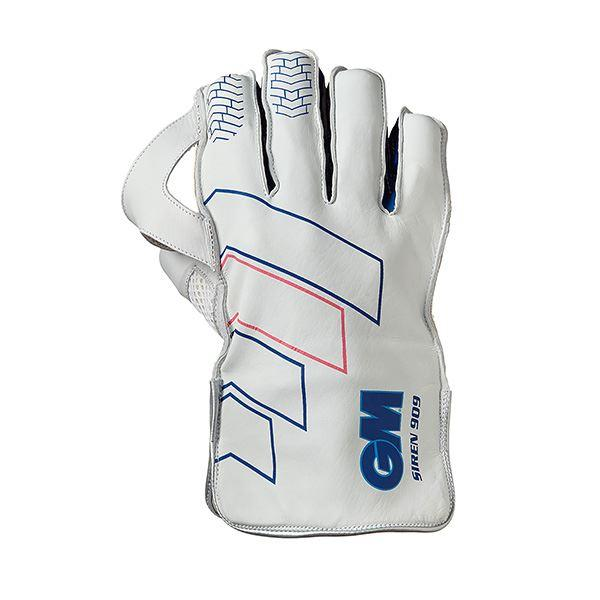 Gunn & Moore Siren 909 Wicket Keeping Gloves Back