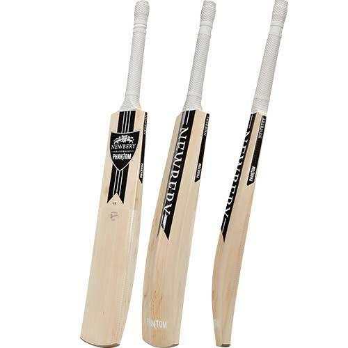 Newbery Phantom LE Cricket Bat White/Black