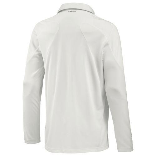 Adidas Long Sleeve Cricket Shirt Back