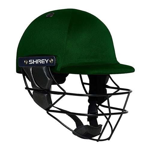 Shrey Armor Cricket Helmet Green