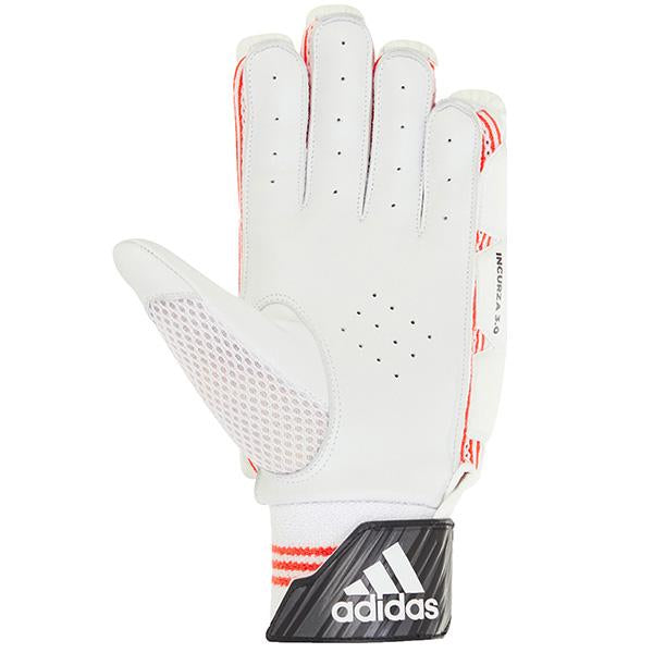 Adidas Incurza 3.0 Junior Batting Gloves Front