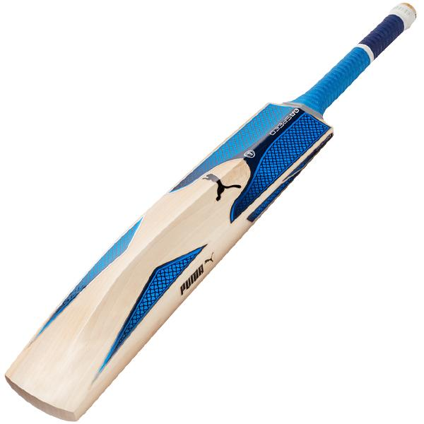 Puma EvoSpeed 2.17 Blue Cricket Bat