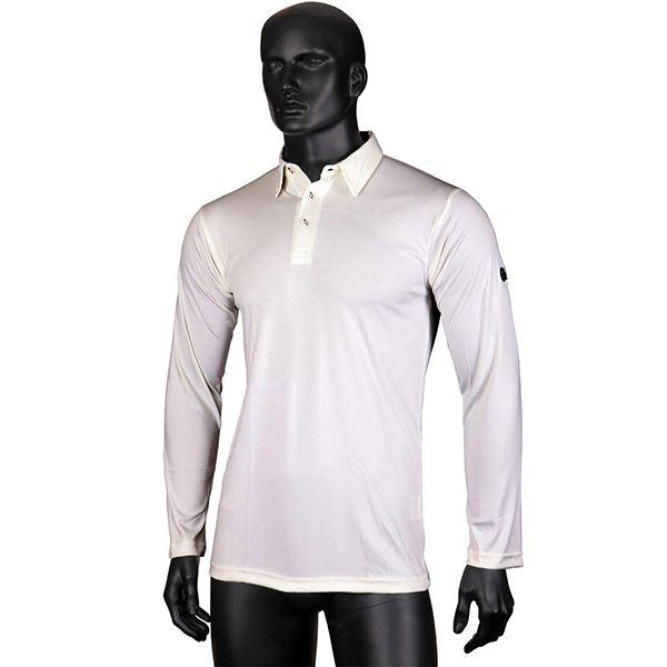 Gunn & Moore Maesto Long Sleeve Cricket Shirt  mAIN