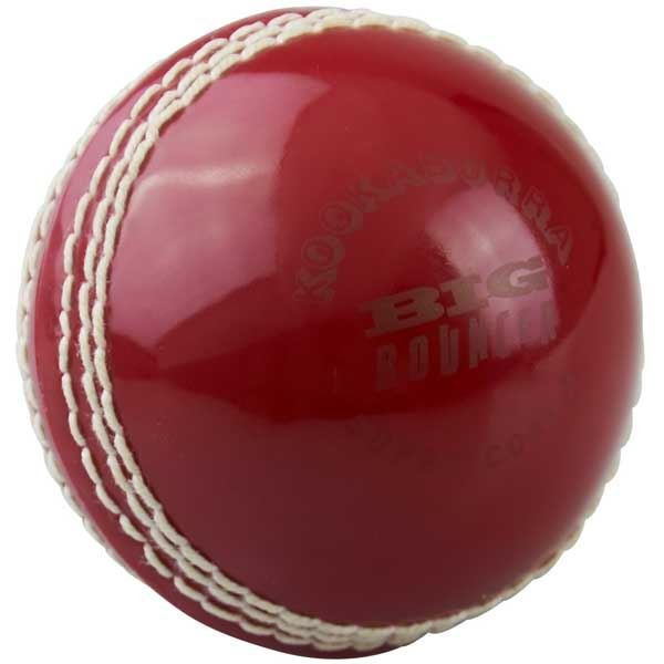 Kookaburra Super Coach Big Bouncer Cricket Ball