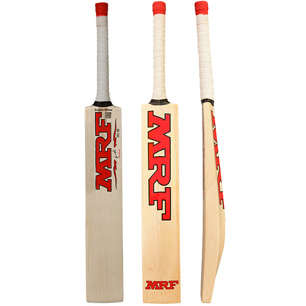 MRF Genius Grand Edition 1.0 Junior Cricket Bat