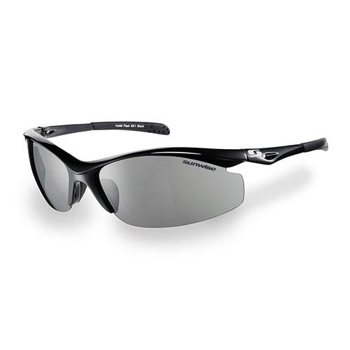 Sunwise Peak MK1 Black Sunglasses