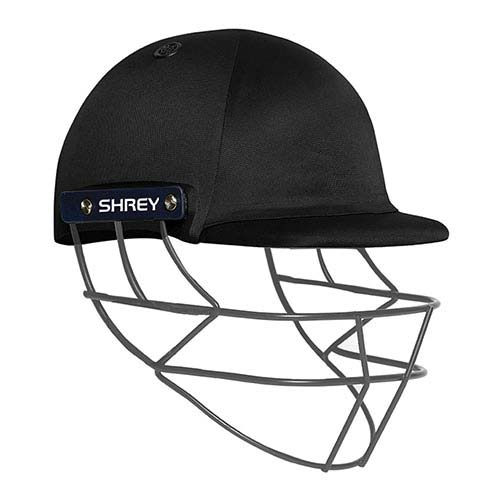 Shrey Performance Junior Cricket Helmet Black