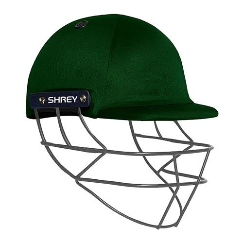 Shrey Performance Junior Cricket Helmet Green