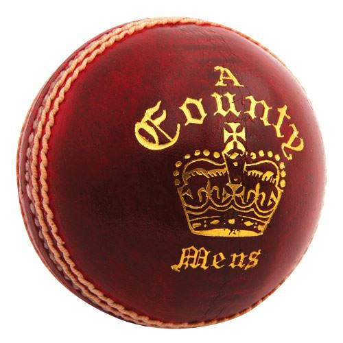 Readers County Crown A Cricket Ball