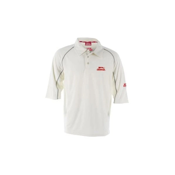 Slazenger Elite 3/4 Cricket Shirt