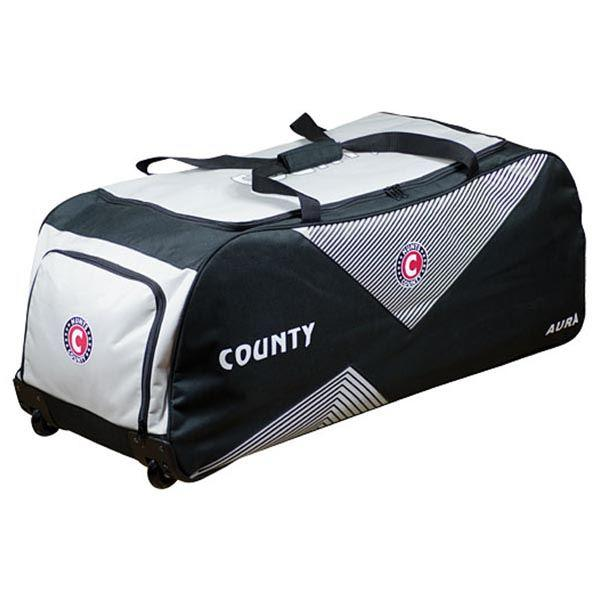 Hunts County Aura Wheelie Cricket Bag