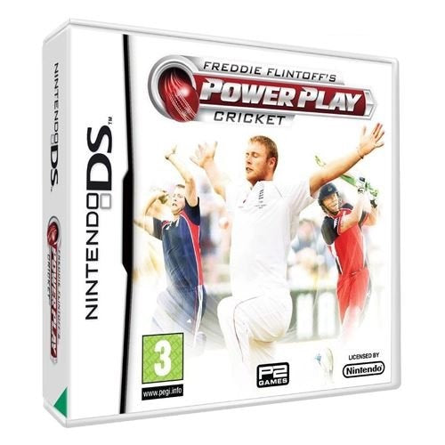 Freddie Flintoff's Powerplay Cricket
