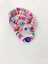 Load image into Gallery viewer, Colorful  Evil Eye Bracelet
