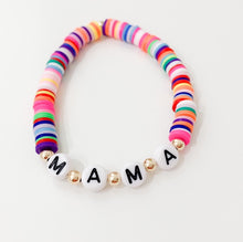 Load image into Gallery viewer, Colorful Mama Bracelet