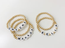 Load image into Gallery viewer, Name Bracelets- Little Girls