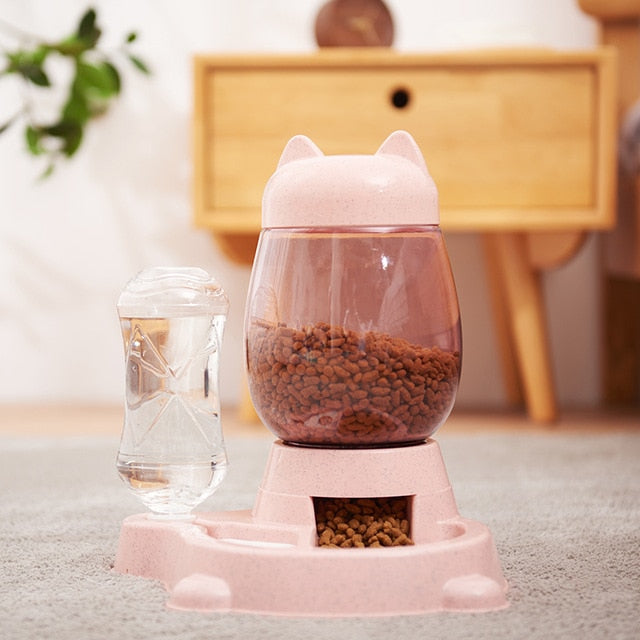 2.2L Pet Automatic Feeder Bowl - Altus Pet