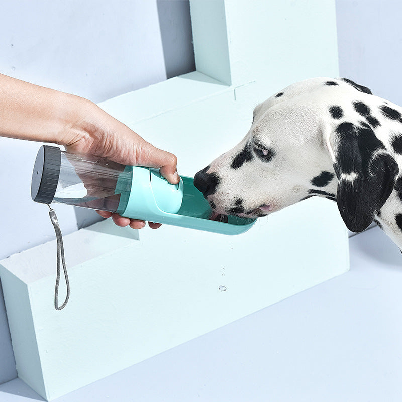 Portable Pet Water Bottle 300ml - Altus Pet