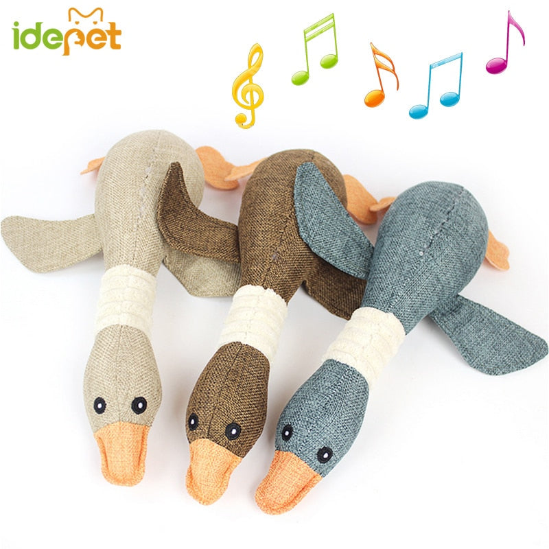Pet Duck Toy - Altus Pet