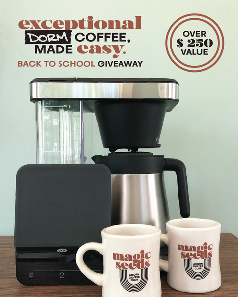 Exceptional Dorm Coffee Made Easy