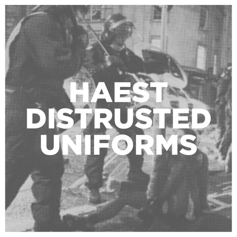 Haest - Distrusted Uniforms