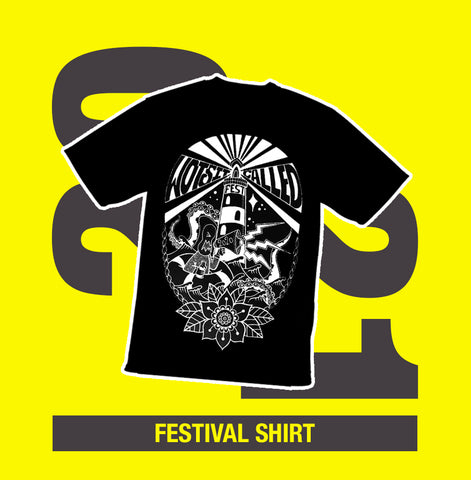 Wotsit Called Fest 2021 T-Shirt