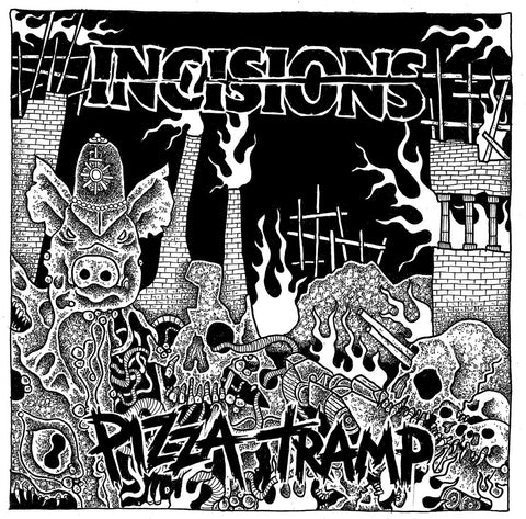 Incisions / Pizzatramp - Do You Know Who You Look Like?