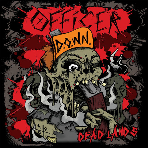 Officer Down - Dead Lands