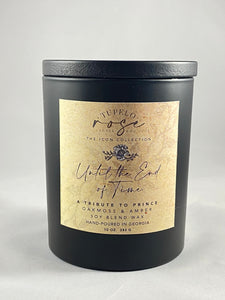 Until the End of Time Candle- 10 oz Tumbler