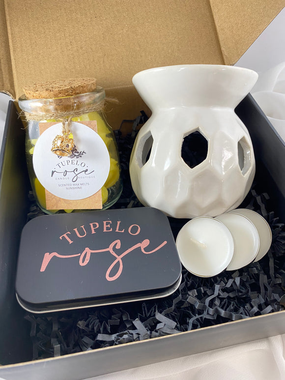 Serendipity Wax Warmer Gift Box